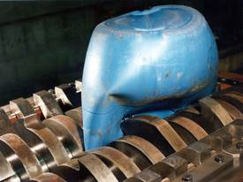Shredders for Metal Recycling, up to Four Shaft - picture2' - Click to enlarge