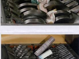 Shredders for Metal Recycling, up to Four Shaft - picture1' - Click to enlarge