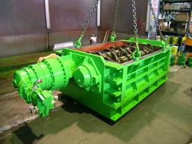 Shredders for Metal Recycling, up to Four Shaft - picture0' - Click to enlarge