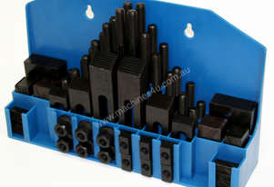 Clamping Kit - 58 Piece - 18mm T-Slot, M16 Thread