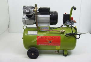 AIR COMPRESSOR 14 CFM V TWIN 3HP 50L NEW