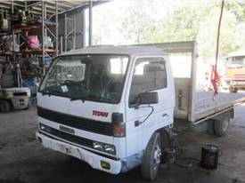 1990 Mazda T4000 Wrecking Trucks - picture2' - Click to enlarge