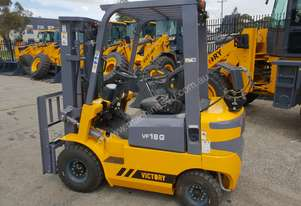 Victory VF18G Std dual fuel Forklift
