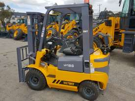 Victory VF18G Std dual fuel Forklift - picture0' - Click to enlarge