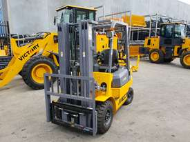 Victory VF18G Std dual fuel Forklift - picture1' - Click to enlarge