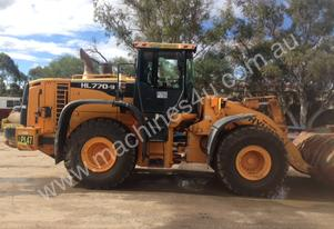 HYUNDAI HL770-9 LOADER FOR SALE