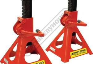 ARMAS3000R Professional Vehicle Axle Stands 3000kg Working Load Capacity per Stand