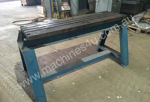 Tee T Slot Welding Jigging Table Surface Bench #G