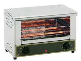 Roller Grill BAR 1000 Single Deck Open Toaster - picture1' - Click to enlarge