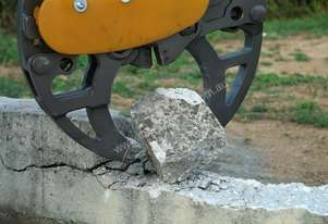 Concrete Nibbler Cutter Crusher Demolition Jaw