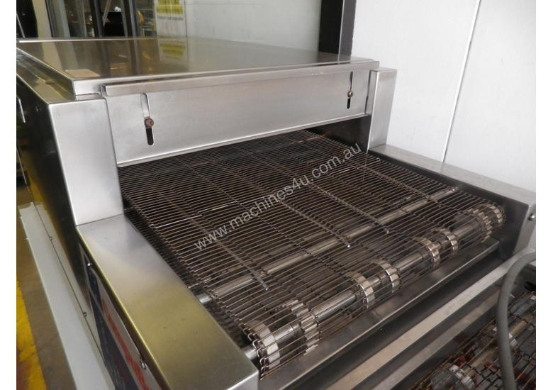 Used Starline Compubake Conveyor Oven In Listed On