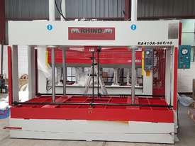 50T HYDRAULIC COLD PRESS 3050 x 1300mm Platen *AVAILABLE FOR DELIVERY NOW* - picture0' - Click to enlarge