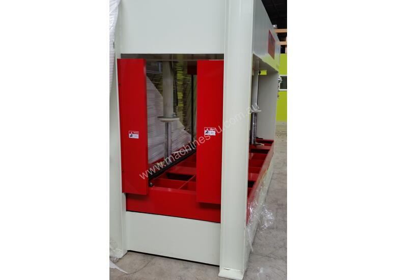 50T HYDRAULIC COLD PRESS 3050 x 1300mm Platen *SECURE NOW 4 PRE XMAS INSTALL*