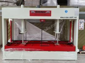 RHINO 50T HYDRAULIC COLD PRESS 3050 x 1300mm Platen *AVAILABLE FOR DELIVERY NOW* - picture18' - Click to enlarge