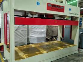 RHINO 50T HYDRAULIC COLD PRESS 3050 x 1300mm Platen *AVAILABLE FOR DELIVERY NOW* - picture5' - Click to enlarge