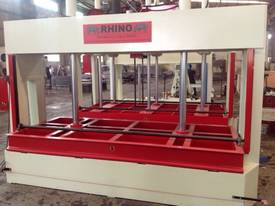 RHINO 50T HYDRAULIC COLD PRESS 3050 x 1300mm Platen *AVAILABLE FOR DELIVERY NOW* - picture9' - Click to enlarge