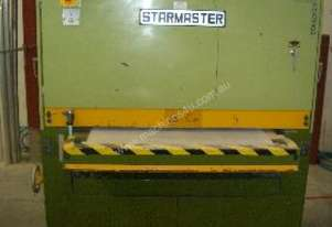 Starmaster 900mm Wide Belt Sander Lacquer & Undercoat