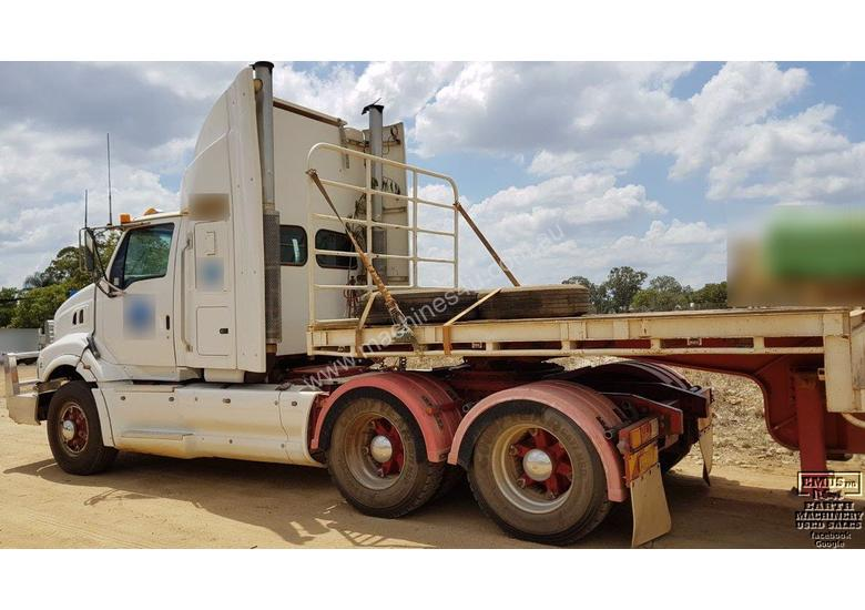 525HP Sterling AT Series Prime Mover