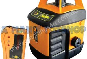 AUTO LASER LEVEL KIT MINI TRIPOD & STAFF