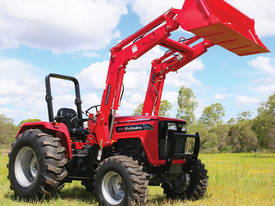 MAHINDRA 4025 4WD 41 HP TRACTOR - picture1' - Click to enlarge
