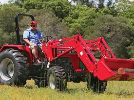 MAHINDRA 4025 4WD 41 HP TRACTOR - picture0' - Click to enlarge