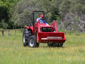 MAHINDRA 4025 4WD 41 HP TRACTOR - picture14' - Click to enlarge