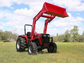 MAHINDRA 4025 4WD 41 HP TRACTOR - picture2' - Click to enlarge