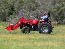 MAHINDRA 4025 4WD 41 HP TRACTOR - picture15' - Click to enlarge