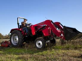MAHINDRA 4025 4WD 41 HP TRACTOR - picture17' - Click to enlarge