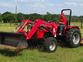 MAHINDRA 4025 4WD 41 HP TRACTOR - picture18' - Click to enlarge