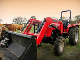 MAHINDRA 4025 4WD 41 HP TRACTOR - picture20' - Click to enlarge