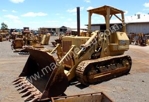 Caterpillar 955L Crawler Loader *DISMANTLING*