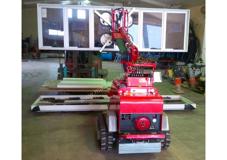 Winlet 475 T Tracked Glass Vacuum Lifter -  $270 pw*
