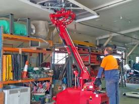 Winlet 475 T Tracked Glass Vacuum Lifter -  $270 pw* - picture5' - Click to enlarge