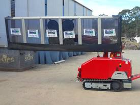 Winlet 475 T Tracked Glass Vacuum Lifter -  $270 pw* - picture16' - Click to enlarge