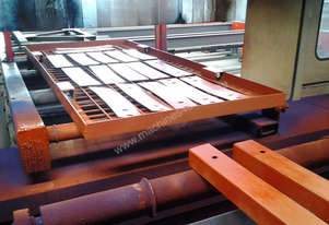 Rosler Structural Steel Shot Blasting Machinery