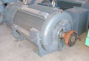 630kw 4 pole 690v AC Electric Motor