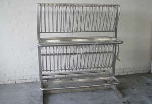 Commercial Tray Drying Rack