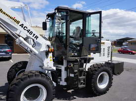 4.6T WHEEL LOADER - picture16' - Click to enlarge