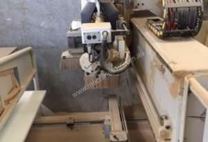 Morbidelli 10 hp electro spindle