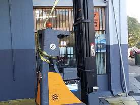 2010, Komatsu, NEOS16AC, Reach Fork - picture0' - Click to enlarge