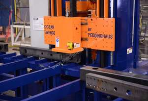 Avenger Plus / CNC Drilling machine / Beam line