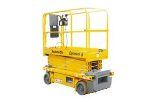 Haulotte 19ft Scissor Lift