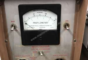 Amplimeter Microinches Laboratory Test Equipment