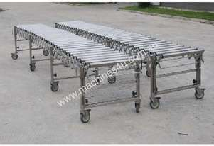 Iopak Expandable Roller Conveyor