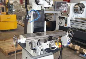 NT30 Variable Speed Milling Machine 'Single Phase'