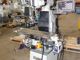 NT30 Variable Speed Milling Machine  - picture2' - Click to enlarge