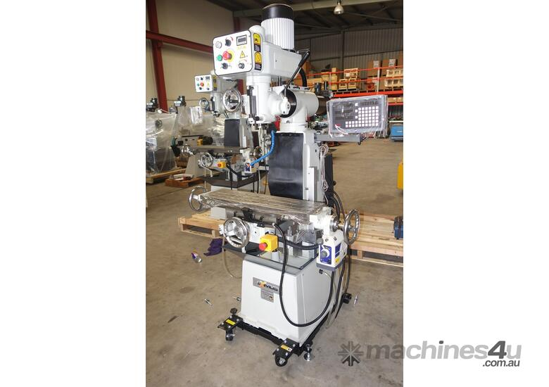 NT30 Variable Speed Milling Machine