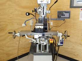 NT30 Variable Speed Milling Machine  - picture3' - Click to enlarge