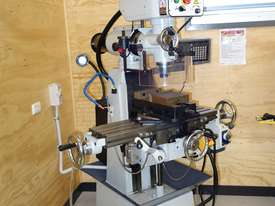NT30 Variable Speed Milling Machine  - picture4' - Click to enlarge